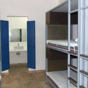 Dormitory | Hostel in Puerto Morelos